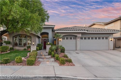 Photo of 2440 Tour Edition Drive, Henderson, NV 89074 (MLS # 2343068)