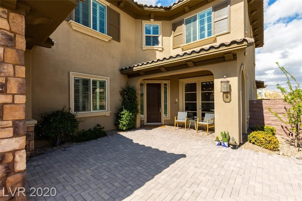 Photo of 2500 Pont Marie Drive, Henderson, NV 89044 (MLS # 2229068)