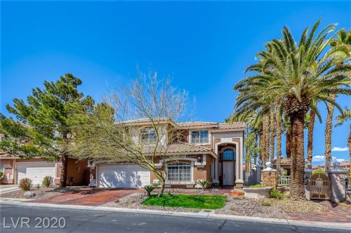 Photo of 9526 CAMINO CAPISTRANO LANE, Las Vegas, NV 89147 (MLS # 2186069)