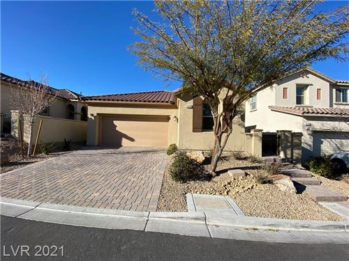 Photo of 12282 Terrace Verde Avenue, Las Vegas, NV 89138 (MLS # 2315069)