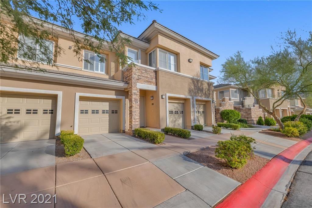 Photo of 824 Peachy Canyon Circle #203, Las Vegas, NV 89144 (MLS # 2332069)