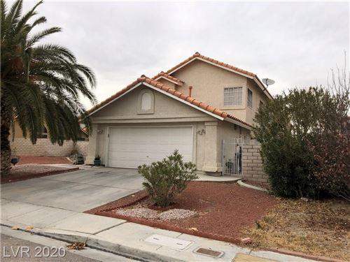 Photo of 1304 HEATHER RIDGE Road, North Las Vegas, NV 89031 (MLS # 2161070)
