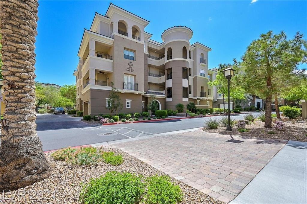 Photo of 9145 Tesoras Drive #302, Las Vegas, NV 89144 (MLS # 2286071)