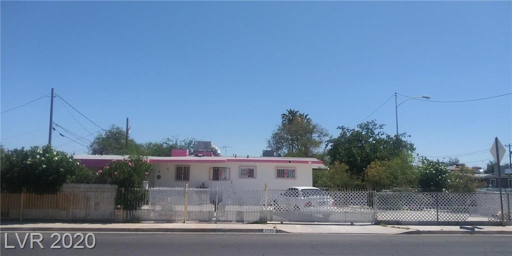Photo of 2101 Cartier Avenue, North Las Vegas, NV 89030 (MLS # 2195073)