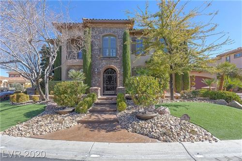 Photo of 11 SANKATY Circle, Henderson, NV 89052 (MLS # 2175074)