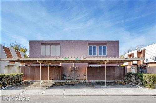 Photo of 3452 Villa Knolls West, Las Vegas, NV 89120 (MLS # 2187074)
