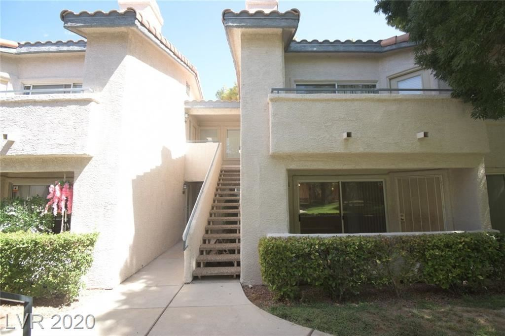 Photo of 5196 Mandalay Springs Drive #103, Las Vegas, NV 89120 (MLS # 2216074)