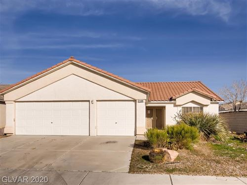 Photo of 2508 BRAVE HEART Avenue, North Las Vegas, NV 89031 (MLS # 2167075)