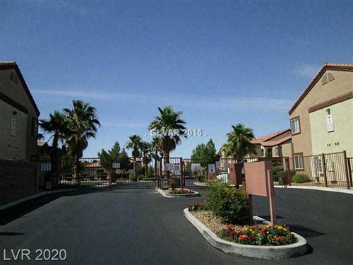 Photo of 9580 West RENO Avenue #212, Las Vegas, NV 89148 (MLS # 2234075)