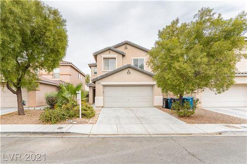 Photo of 5012 Diamond Ranch Avenue, Las Vegas, NV 89131 (MLS # 2334075)