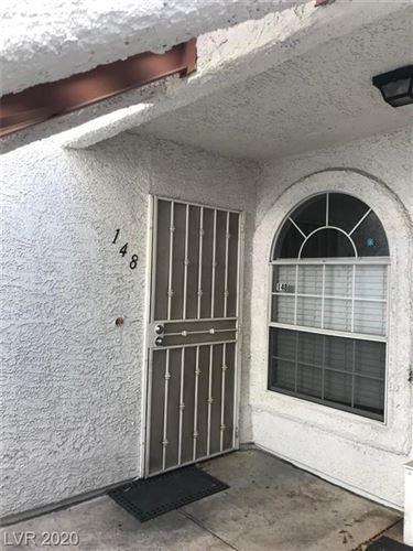 Photo of 1800 Edmond Street #148, Las Vegas, NV 89146 (MLS # 2252076)