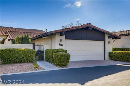Photo of 3101 Plaza De Rosa, Las Vegas, NV 89102 (MLS # 2266076)