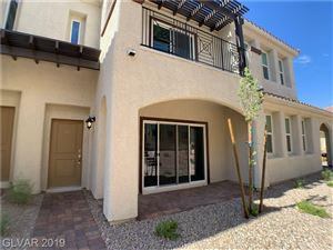 Photo of 992 VIA PANFILO #84, Henderson, NV 89011 (MLS # 2095077)