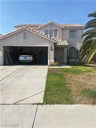 Photo of 1761 Blue Ribbon Drive, Las Vegas, NV 89142 (MLS # 2241077)
