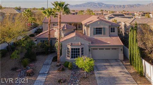 Photo of 9460 Canyon Hollow Avenue, Las Vegas, NV 89149 (MLS # 2286077)