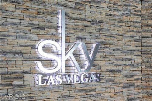 Photo of 2700 Las Vegas Boulevard #2703, Las Vegas, NV 89109 (MLS # 2342077)