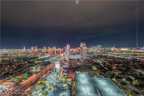 Photo of 4381 Flamingo Road #3102, Las Vegas, NV 89103 (MLS # 2265078)