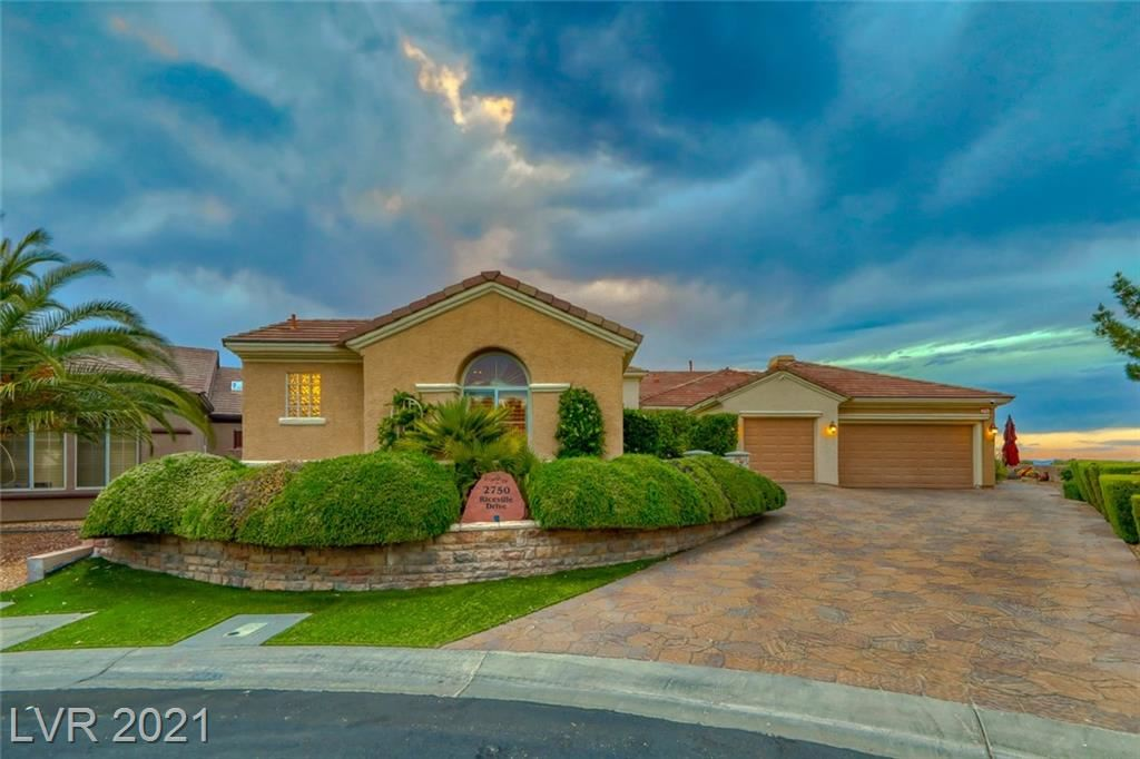 Photo of 2750 Riceville Drive, Henderson, NV 89052 (MLS # 2282078)