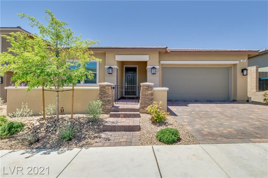 Photo of 865 Haven Oaks Place, Las Vegas, NV 89138 (MLS # 2292078)