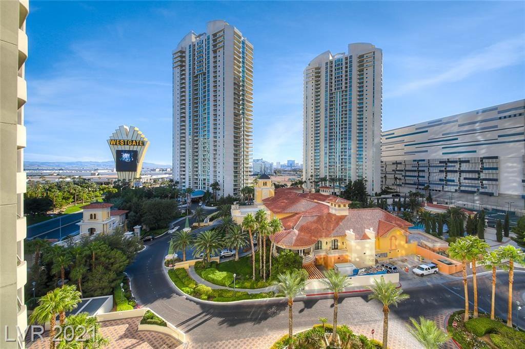 Photo of 2877 Paradise Road #703, Las Vegas, NV 89109 (MLS # 2333078)