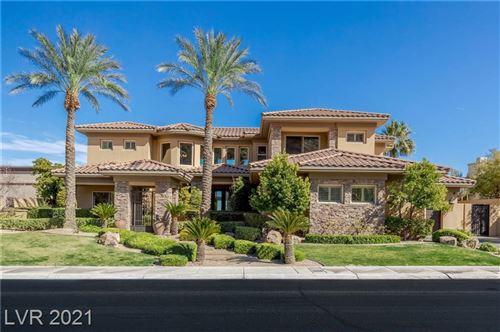 Photo of 2714 Red Arrow Drive, Las Vegas, NV 89135 (MLS # 2276080)