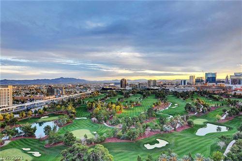 Photo of 360 East DESERT INN Road #1703, Las Vegas, NV 89109 (MLS # 2336080)
