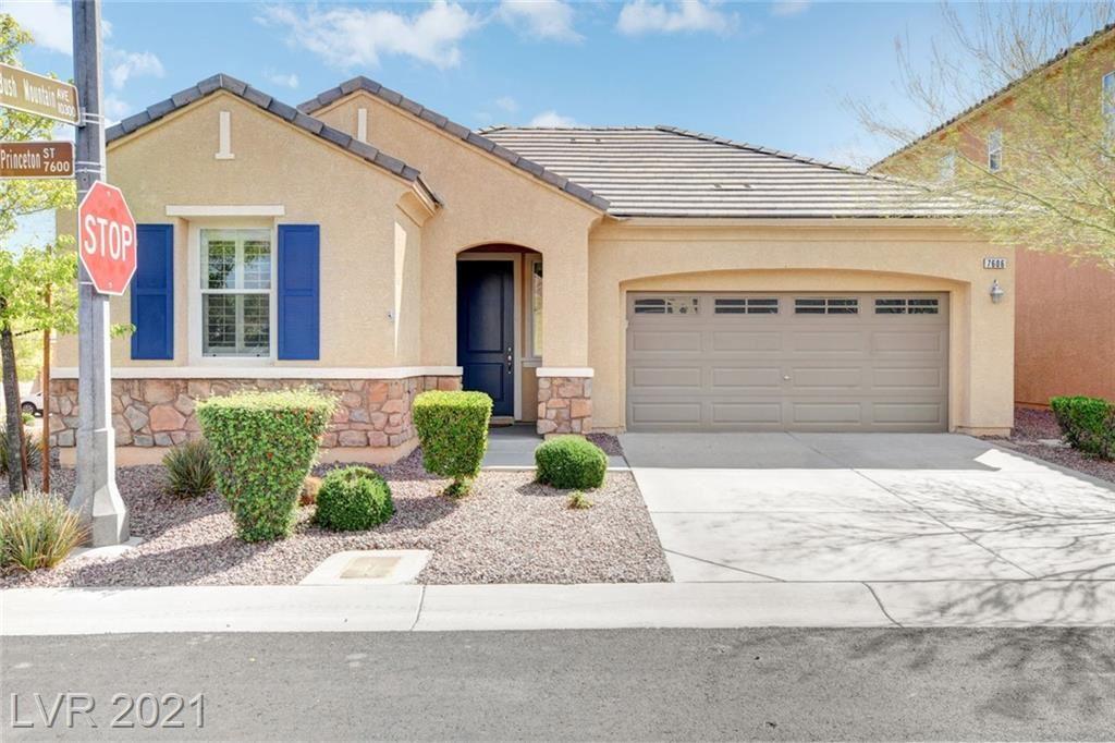 Photo of 7606 Mount Princeton Street, Las Vegas, NV 89166 (MLS # 2285080)