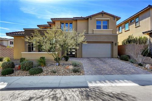 Photo of 12021 PORTAMENTO Court, Las Vegas, NV 89138 (MLS # 2164081)