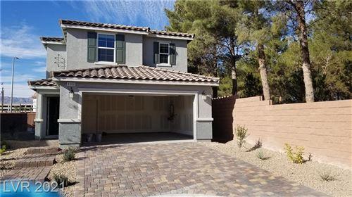 Photo of 4983 Angel Heart Street, Las Vegas, NV 89130 (MLS # 2258081)
