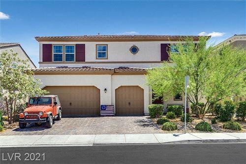Photo of 5983 Sunset River Avenue, Las Vegas, NV 89131 (MLS # 2300081)