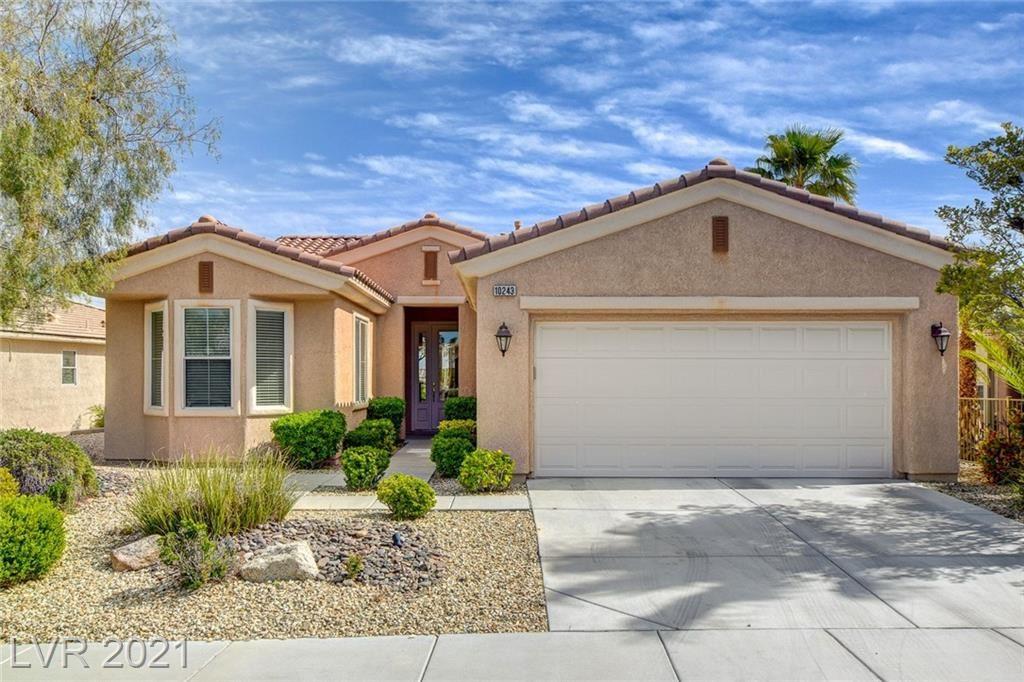 Photo of 10243 Notte Avenue, Las Vegas, NV 89135 (MLS # 2286081)