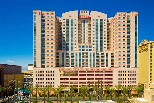 Photo of 150 LAS VEGAS Boulevard #1003, Las Vegas, NV 89101 (MLS # 2258082)