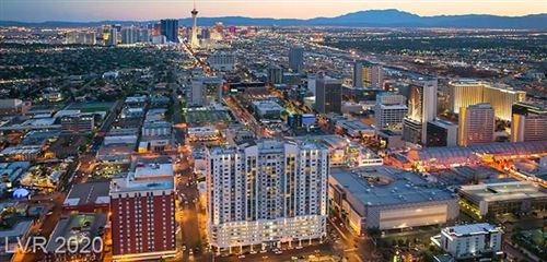 Photo of 150 Las Vegas Boulevard #1120, Las Vegas, NV 89101 (MLS # 2236083)