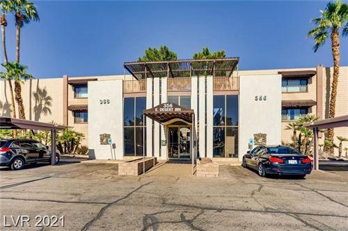 Photo of 356 East Desert Inn Road #111, Las Vegas, NV 89109 (MLS # 2344083)