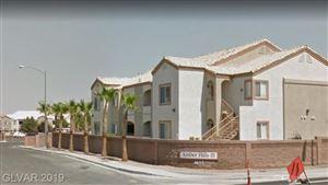 Photo of 4655 GOLD DUST Avenue #114, Las Vegas, NV 89120 (MLS # 2144084)