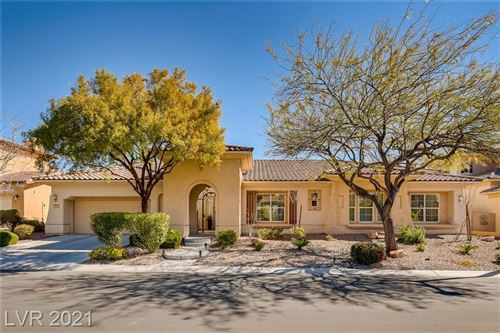 Photo of 212 Villa Borghese Street, Las Vegas, NV 89138 (MLS # 2273084)