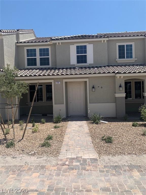 Photo of 916 Vast Basin Avenue, North Las Vegas, NV 89086 (MLS # 2199084)