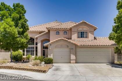 Photo of 6332 Echo Canyon Circle, Las Vegas, NV 89130 (MLS # 2204084)