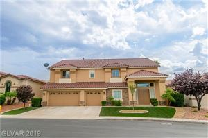Photo of 460 BEARDSLEY Circle, Henderson, NV 89052 (MLS # 2141085)