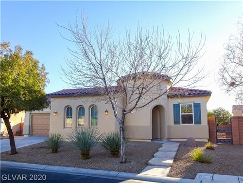 Photo of 3021 GNATCATCHER Avenue, North Las Vegas, NV 89084 (MLS # 2164085)