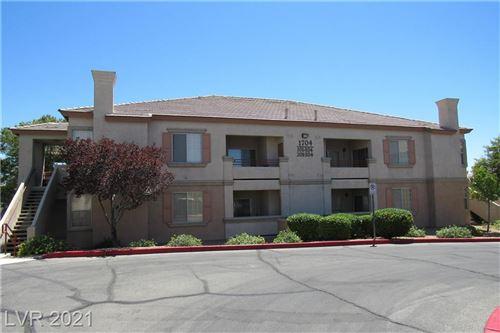 Photo of 1704 Queen Victoria Street #202, Las Vegas, NV 89144 (MLS # 2316085)