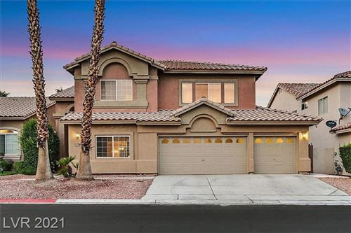 Photo of 9522 Gainey Ranch Avenue, Las Vegas, NV 89147 (MLS # 2336085)