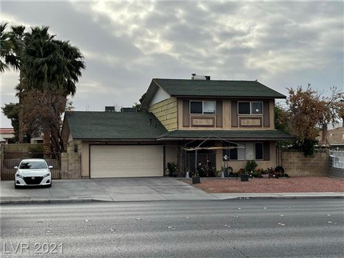 Photo of 4845 MOUNTAIN VISTA Street, Las Vegas, NV 89121 (MLS # 2176086)