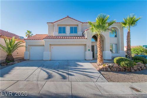 Photo of 8004 Nestled Vista Avenue, Las Vegas, NV 89128 (MLS # 2209086)