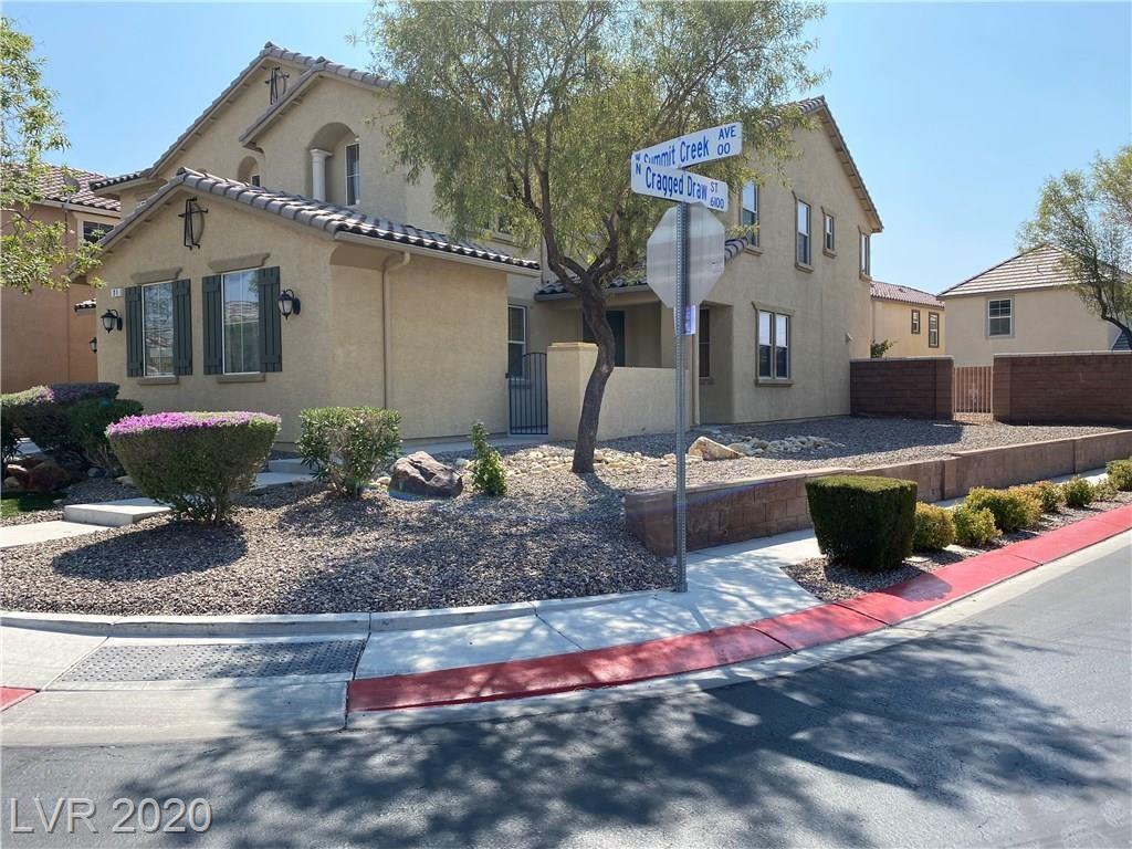 Photo of 21 SUMMIT CREEK Avenue, North Las Vegas, NV 89031 (MLS # 2156087)