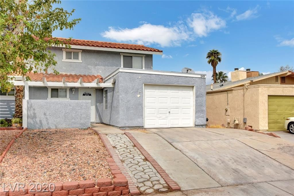 Photo of 549 Chelsea Drive, Henderson, NV 89014 (MLS # 2206087)