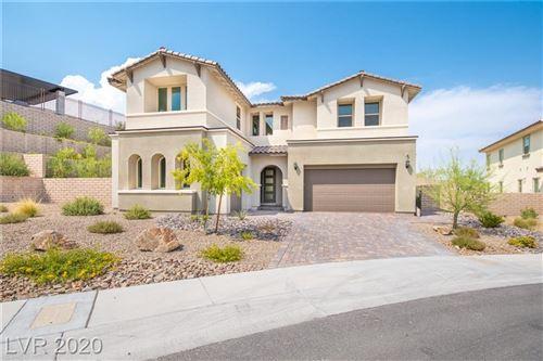 Photo of 55 Coloratura Street, Las Vegas, NV 89138 (MLS # 2225088)