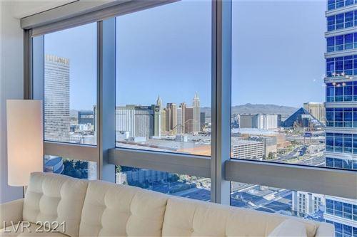 Photo of 4471 Dean Martin Drive #2701, Las Vegas, NV 89103 (MLS # 2288088)