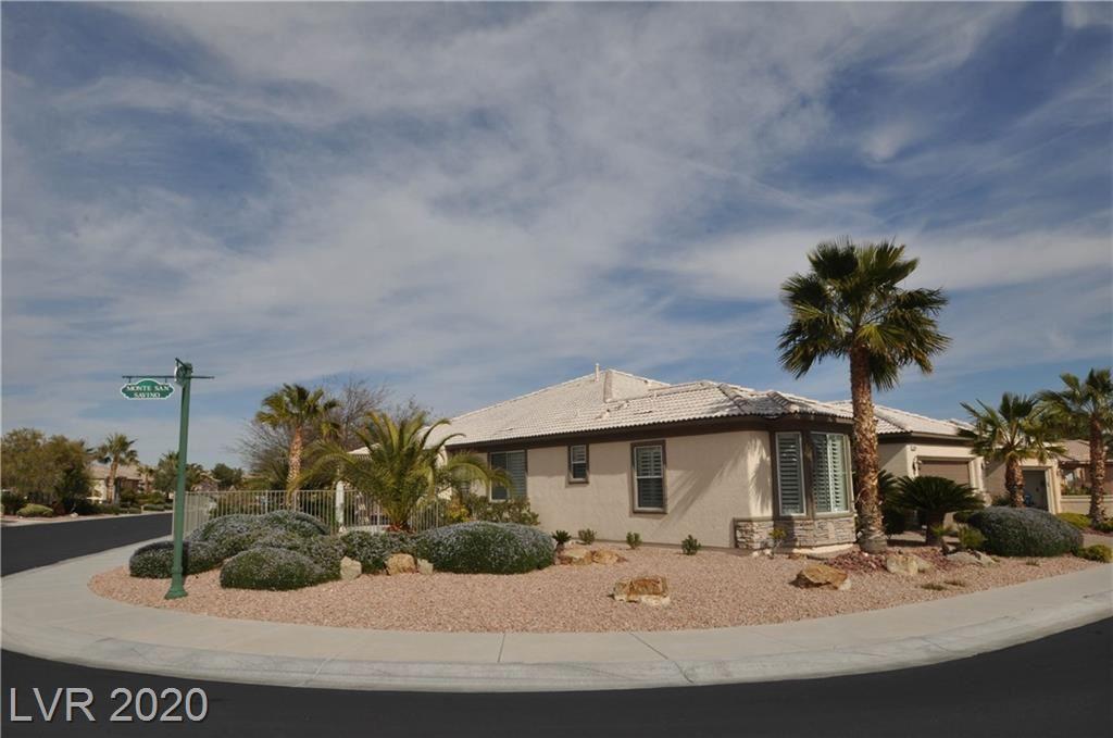 Photo of 4462 Monte San Savino, Las Vegas, NV 89135 (MLS # 2180088)