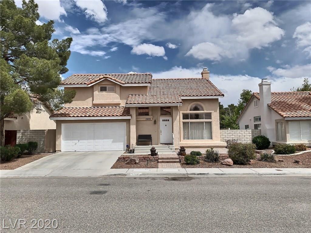 Photo of 5908 Old Ridge, North Las Vegas, NV 89031 (MLS # 2188088)